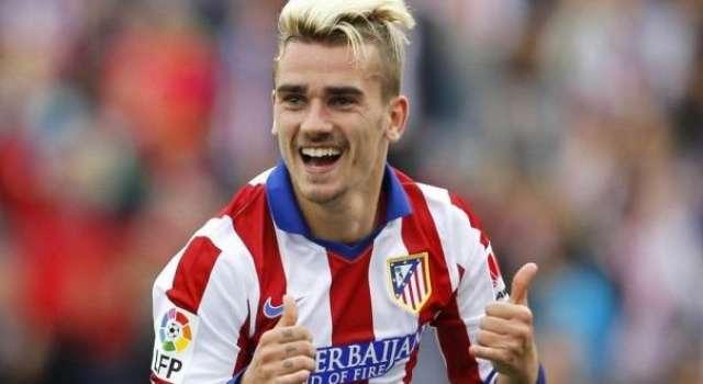 جريزمان: صحيفة كتالونية: اتليتكو مدريد يشترط 200 مليون يورو لرحيل