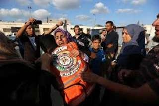 شاهد.. الصورة الأولى لشهداء غزة بعد القصف الإسرائيلي