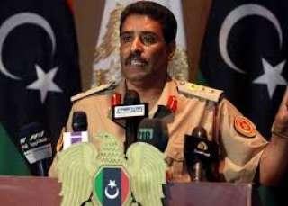بث مباشر.. مؤتمر صحفي للمتحدث باسم الجيش الليبي