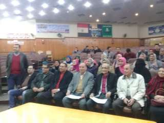 بالفيديو والصور..ختام فعاليات القوافل التعليمية بكفر الشيخ