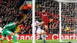 بالفيديو.. ليفربول يهزم كريستال بالاس بشق الأنفس في مباراة مجنونة