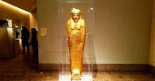 شاهد .. الآثار توضح كواليس استرداد تابوت فرعوني من متحف أمريكي