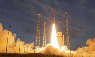 """بالفيديو.. لحظة إطلاق القمر الصناعي المصري """"إيجيبت سات A"""""""