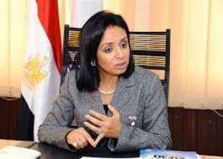 مايا مرسى: المرأة المصرية خط الدفاع الثالث عن الوطن