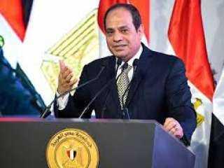 بث مباشر .. مؤتمر صحفي للرئيس السيسي ورئيس الوزراء العراقي
