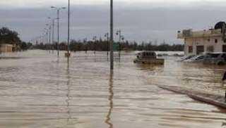 بالفيديو.. السيول تحاصر 11محافظة ايرانية