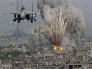بث مباشر .. قصف الجيش الإسرائيلى لقطاع غزة