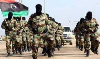 بث مباشر.. حفل تخرج ضباط الصف بالجيش الليبي