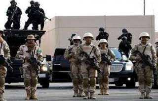شاهد التفاصيل الكاملة للهجوم الإرهابي الفاشل شمال الرياض