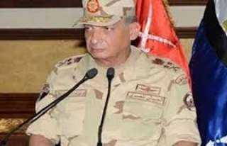 القوات المسلحة تهنئ الرئيس السيسي بالذكرى الـ37 لتحرير سيناء