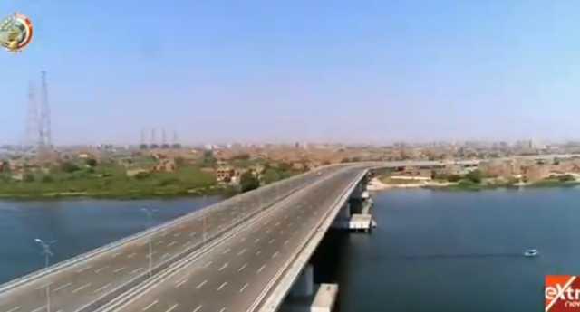 بث مباشر.. الرئيس السيسى يشهد افتتاح محور روض الفرج