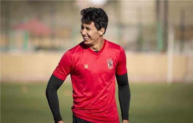 عمرو جمال يعود للمباريات بعد لقاء إنبي