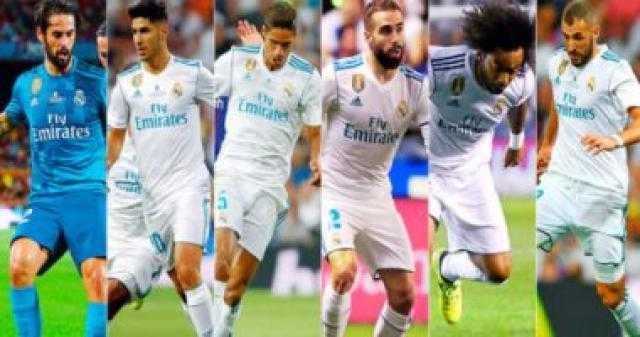 ريال مدريد يعتزم شراء 14 لاعبا جديد