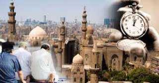 شاهد .. مواقيت الصلاة اليوم 15 رمضان بالقاهرة