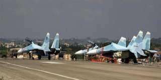 روسيا تحبط هجوما على قاعدتها الجوية الرئيسية في سوريا