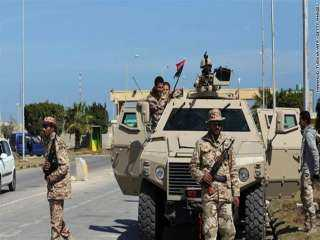 الجيش الليبى يبدأ بتسيير دوريات بحرية لضرب سفن تركيا العسكرية