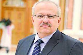 الخشت: لا يوجد عجز بموازنة جامعة القاهرة