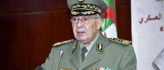 الجيش الجزائري:إجراء انتخابات الرئاسة الجزائرية في موعدها