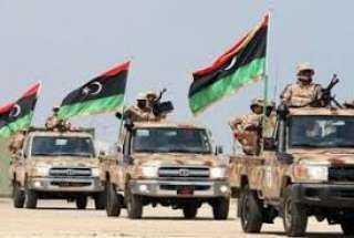الجيش الليبي يتحرك ضد سفن الأسلحة التركية