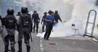 شاهد.. إندونيسيا تشهد أعمال شغب بسبب نتائج الانتخابات