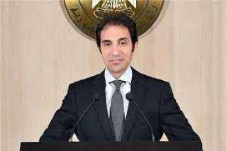 متحدث الرئاسة:السيسي يبحث مشروع تطوير منظومة إصدار التأشيرة الإلكترونية