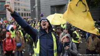 بث مباشر.. انطلاق احتجاجات الأسبوع 28 للسترات الصفراء في فرنسا