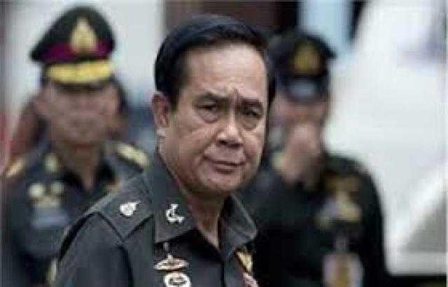 المجلس العسكري التايلاندي يتولى رئاسة الوزراء بعد موافقة الملك