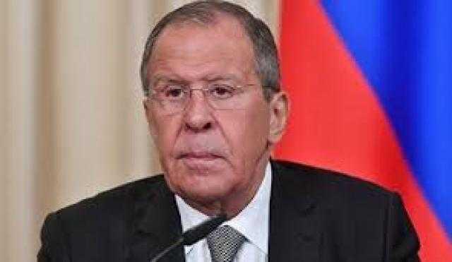 لافروف : روسيا مستعدة للانضمام لمفاوضات التسوية الأوكرانية