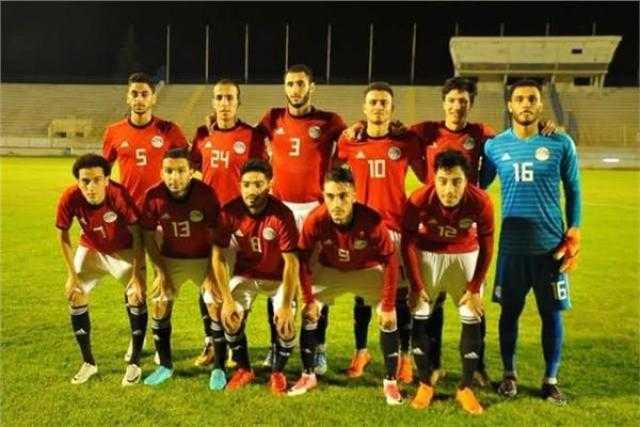 المنتخب الأولمبي يخسر بثلاثية أمام أوزبكستان