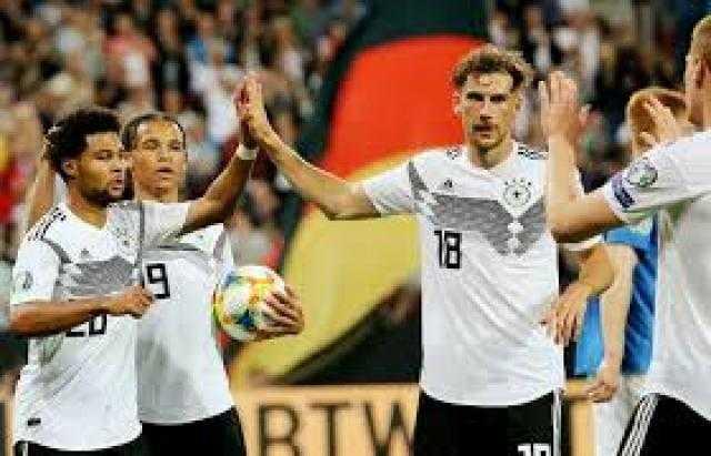 ألمانيا تكتسح استونيابثمانية نظيفة  في التصفيات المؤهلة لأمم أوروبا