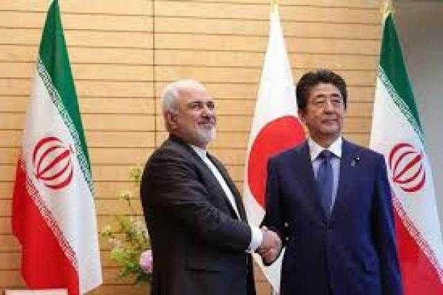 إيران تطلب وساطة اليابان بسبب العقوبات النفطية