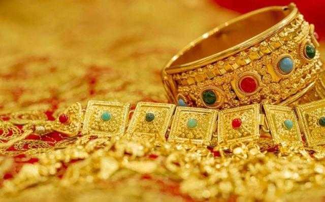 تراجع أسعار الذهب بالاسواق المصرية اليوم