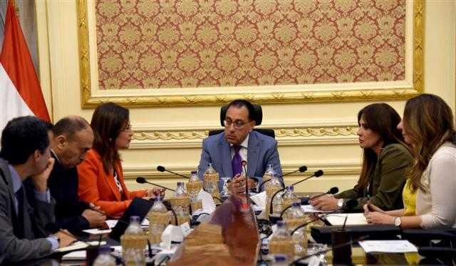 رئيس الوزراء يبحث مع شركة ماكينزى إعادة هيكلة الوزارات والمصالح الحكومية