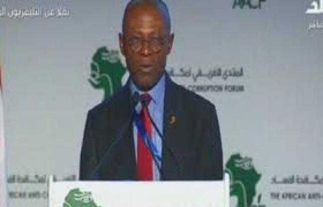 المراقب العام بدولة نيجيريا: الفساد داخل إفريقيا وصل إلى معدلات وأبعاد مقلقة