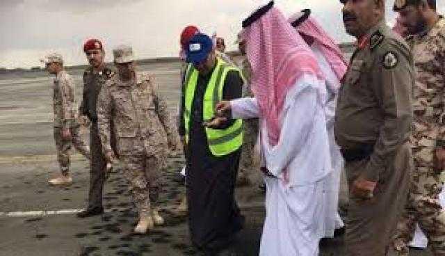 الحوثيون: مطار أبها السعودي مقابل مطار صنعاء