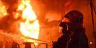 بالفيديو ..انفجار في مستودع للأسلحة والذخائر جنوبي كازاخستان