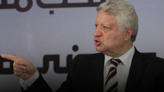 مرتضى منصور: لن نُكمل الدوري بحارس واحد   الرياضة   الصباح العربي