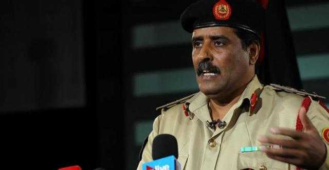 المسماري يكشف تفاصيل ضربة سلاح الجو الليبي في غريان