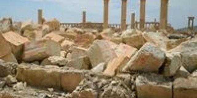 """سوريا تناشد المنظمات الدولية لوقف """"نهب تركيا"""" لآثارها بعفرين"""