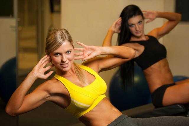 تمارين رياضية لشد الصدر و القضاء على ترهلاته