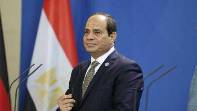 السيسي يشهد أداء المستشار سعيد مرعي اليمين رئيساً للمحكمة الدستورية العليا