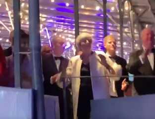 """بالفيديو.. ماي ترقص على أنغام """"ملكة الرقص"""""""
