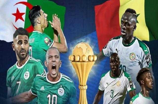بث مباشر.. مباراة الجزائر والسنغال فى نهائي كأس الأمم الأفريقية