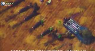 بالفيديو: تدمير صواريخ إرهابية في سوريا