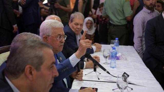 ابومازن: قيادات حماس بانقلابها لا تعمل من أجل فلسطين بل لإسرائيل