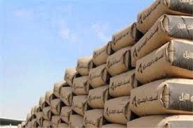 أسعار الأسمنت اليوم بسوق مواد البناءاليوم الاحد11-8-2019