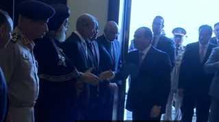 بث مباشر.. الرئيس السيسى يشهد الاحتفال بعيد العلم