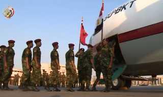 بالفيديو.. تدريب لقوات المظلات قبل السفر لروسيا للمشاركة بحماة الصداقة 4