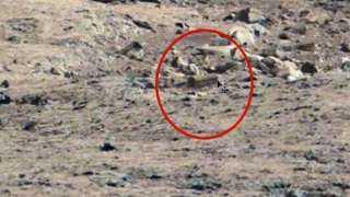 بالفيديو.. خبير في وكالة ناسا يزعم العثور على تابوت فرعوني على كوكب المريخ