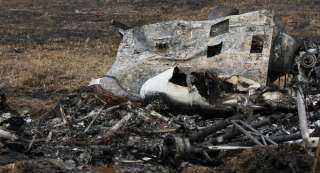 بالفيديو.. لحظة سقوط وانفجار المروحية التي كان بداخلها روسيين في اليونان